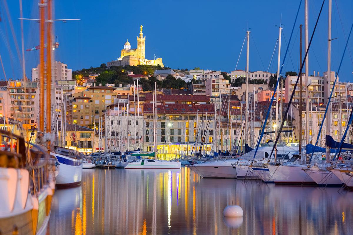 Marseille vie nocturne
